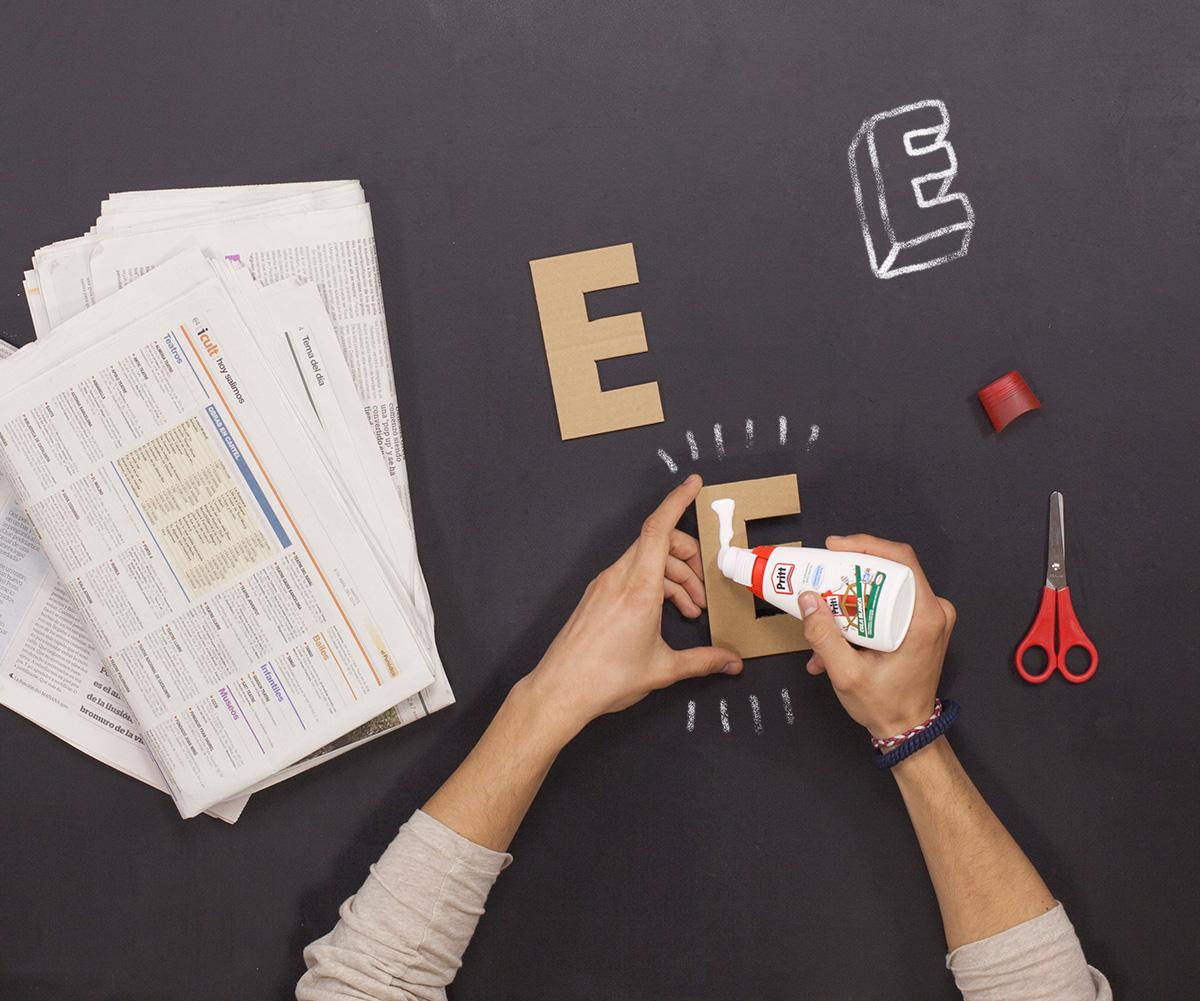Educar pegar volar con pritt - Cola para pegar papel ...